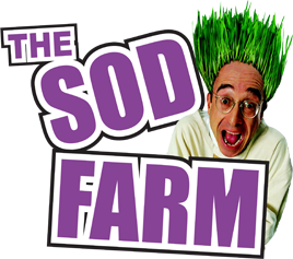 The Sod Farm, Footer Logo